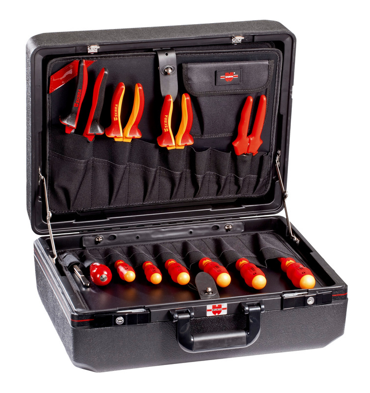 Komplett Neu Werkzeugkoffer - 071593 01 | Würth VO99