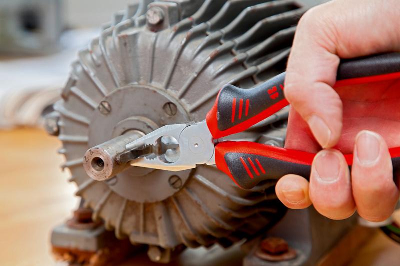 Kombinované kleště DIN ISO 5746 - KLEŠTĚ KOMBI ZEBRA DIN ISO5746 180MM