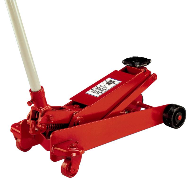 Sollevatore idraulico a carrello - 06918259