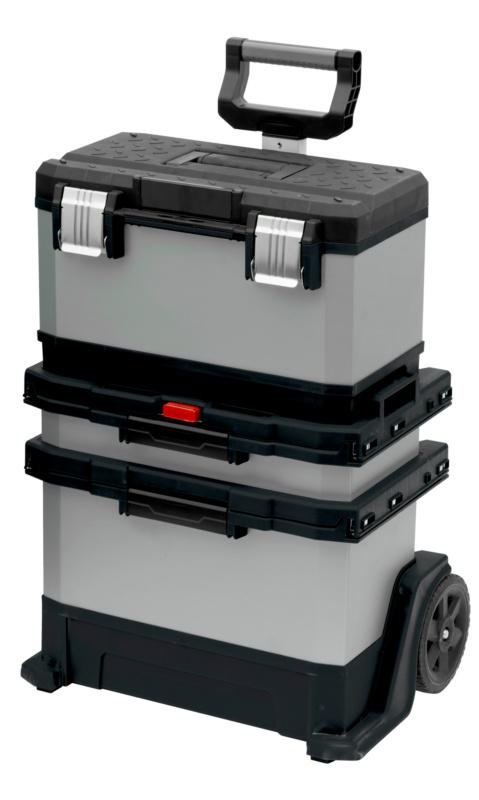 Cassetta portautensili con ruote - Cassetta porta attrezzi stanley con ruote ...