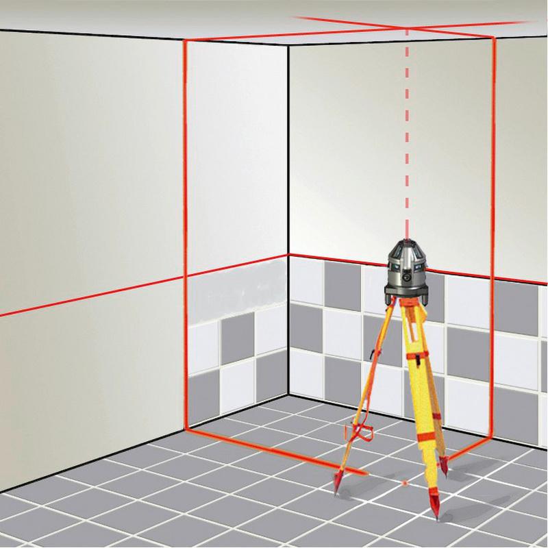 Laser lineare multiplo mll 12 for Piani di coperta multi livello