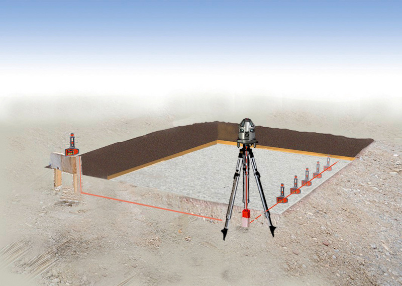 Livello laser multilinea mll 12 5709300100 for Piani di coperta multi livello