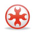 Icon Maschinen-Reparatur