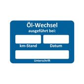 Aufkleber/Schilder KFZ