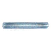 Threaded rods, pieces, plates, sockets