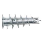 Tassello metallo materiali costr leggeri