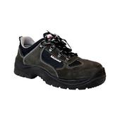 Pracovní obuv O1, šedá, nízká