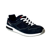 Pracovní obuv 3D O1, modrá, nízká