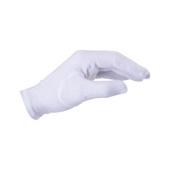 Protective glove, textile