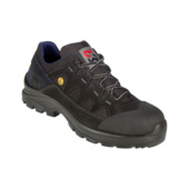 Low-cut safety shoes, S2