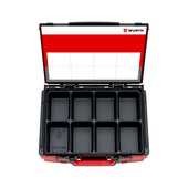 System kufrów narzędziowych, asort.pusty