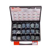 Assortments, fasteners, mixed