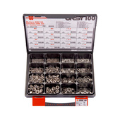 Nuts-springs-washers assortments