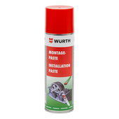 Lubricating pastes and sprays