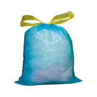 Bin bag with handles