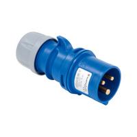 CEE-Stecker 250 V/400 V, 6 H