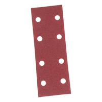 Vehicle dry sandpaper strip red perfect<SUP>®</SUP>