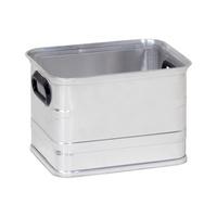 Aluminium Transportbehälter
