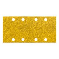 Trockenschleifpapier-Streifen Holz Aluminium-Oxid (Korund)