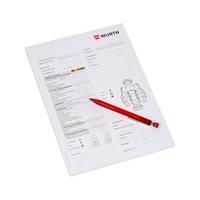 Checkliste Serviceannahme