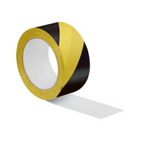 Warning marking adhesive tape