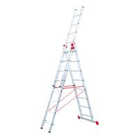 All-purpose aluminium ladder