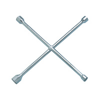 Four-way socket wrench