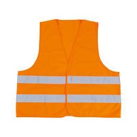 High-vis vest ISO 20471:2013 Orange