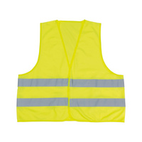High-vis vest ISO 20471:2013 Yellow
