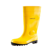 Dunlop S5 rubber safety boots