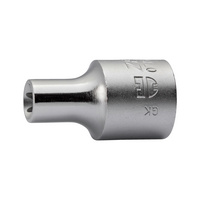 1/2-inch socket wrench insert, TX head