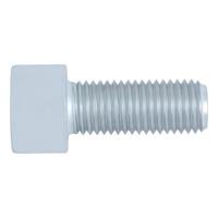 Cylinder head screw, fine thread