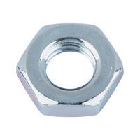 Hexagon nut, low profile with fine thread