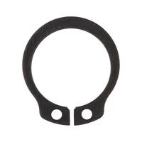 Circlip for shaft, regular design, shape A