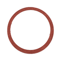 Sealing ring, vulcanised fibre, shape A