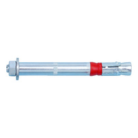 High-performance anchor with threaded bolt  W-HAZ-B/S