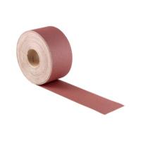 Rol schuurpapier voor droogschuren, hout KP perfect