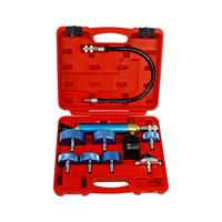 Kit tester impianto di raffreddamento, 9 pz