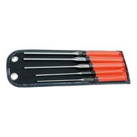 Splinttreibersatz 5-teilig US-Alloy-Steel
