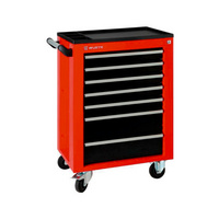 Workshop trolley equipped