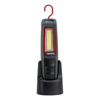 Battery-powered LED hand-held lamp, WLH 1+1 Premium