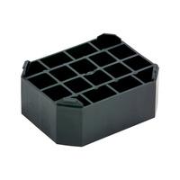 Wspornik tarasowy, element podłogowy combi max