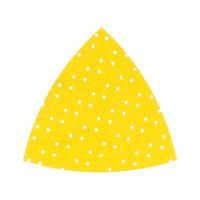 Carta abrasiva triangolare Useit<SUP>®</SUP> Superpad, legno