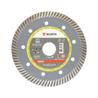 Diamond cutting disc Turbo