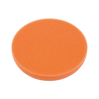 Polishing pad, orange