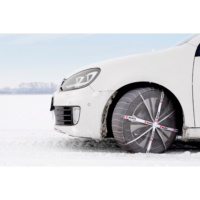Tyre sock, vehicle  Snow sock for tyre