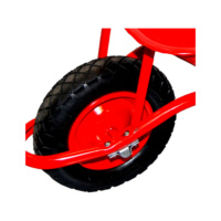 Roda Pneumática para carro de mão WCR/WCQ