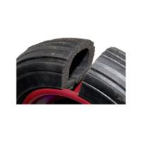 Roda anti-furo para carro de mão WCR/WCQ