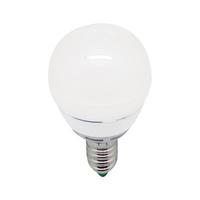 Lampadina a LED E14 sferica, senza varialuce