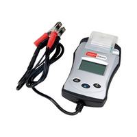 Skúšačka batérií a dynama s termotlačiarňou